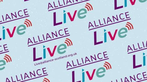 ALLIANCE Live Banner